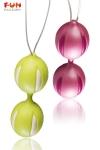 Smartballs Classic - Fun Factory - Les Smartballs de Fun Factory, la référence des boules de geisha.
