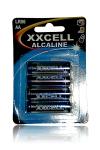 Piles LR06  (AA) - 4 Piles Alcaline pour faire fonctionner la plupart de sextoys.