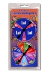Planificateur de taches ménagères - La roue de la fortune version organisation des taches ménagères.