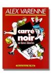 Carré noir sur dame blanche - Le premier album en solo d'Alex Varenne.