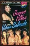 Jeunes filles pour vieux salauds - 5 superbes jeunes salopes qui adorent les hommes mures.