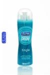 Durex Play Frissons - Gel lubrifiant intime Durex � effet frissons: fra�cheur intense, chatouillements et nouvelles sensations.