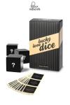 D�s Lucky love Dice - Trois d�s pour jeux libertins. Le sort d�cidera de quoi, o� et comment...