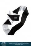 Bandeau Luxe - Fifty Shades Of Grey - Un luxueux bandeau en satin pour occulter la vue.