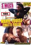 Marie Louise - chatte poilue - DVD sp�cial amatrices r�elles avec Marie Louise, une nana � la chatte tr�s poilue qui bosse � la tv.