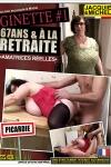 Ginette 67 ans et � la retraite - Ginette de Picardie, une amatrice fran�aise r�elle de 67 ans affam�e de sexe, par Jacquie et Michel.
