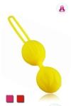 Geisha Lastic Balls Large - Boules de Geisha de derni�re g�n�ration,  taille classique, avec contact  Ultra Soft Touch , par Adrien Lastic.