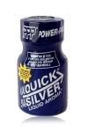 Poppers Quick Silver 9 ml - Un ar�me rapide et intense aux effets voluptueux (� base d'isopropyl).