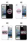 Coque iPhone 4/4s - Jacquie et Michel