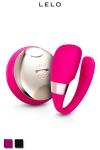 Tiani 3 - sextoy pour couple - La nouvelle version am�lior�e du masseur pour couples de LELO, port� par les femmes pendant les rapports.