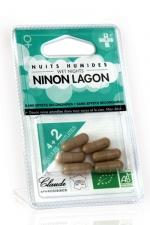 Hydratant vaginal Ninon Lagon (6 g�lules) - Une meilleure lubrification vaginale, une p�n�tration facilit�e et un plaisir bien plus intense - Blister de 6 g�lules.