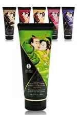Cr�me de massage comestible (200ML) -  Shunga - Le plus savoureux des massages avec les nouvelles cr�mes de massage d�lectables