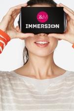 Casque r�alit� virtuelle 3D J&M : Immergez vous dans l'univers Jacquie et Michel comme si vous �tiez acteur.