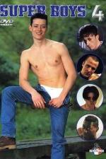 Super boys 4 - DVD - Beaux gosses et sodomies profondes.