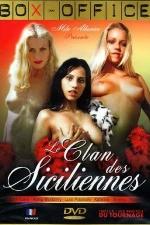Le clan des siciliennes - DVD - A la poursuite de toutes les essences f�minines.