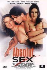 Absolut sex - DVD - Luxure, d�bauche, univers chaotique et d�prav�...