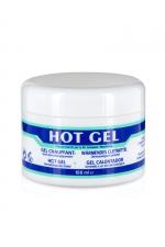 Hot gel - Lubrifiant chauffant sp�cialement �tudi� pour la p�n�tration co�tale avec ou sans accessoires.