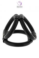 Tri 3 ring - Le cokring triple action pour tripler votre plaisir!