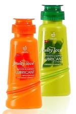 lubrifiant eau fruits