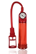 Pump Master ToyJoy - Voici le d�veloppeur de p�nis Expert de ToyJoy en version Red.