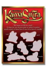 Carte � gratter Kama Sutra - Une carte  coquine � gratter pour titiller la libido de votre couple.