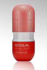 Tenga Air Cushion Original - Ce masturbateur int�gre un syst�me � bulles d'air pour un maximum de plaisir !