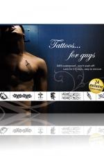 Tatouages sp�cial Mecs - Tattoos for Guys : 24 tatouages exclusifs sp�cial Mecs!