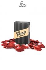 Rose petal Explosion - P�tales de rose parfum�es, � disperser pour une ambiance sensuelle glamour.