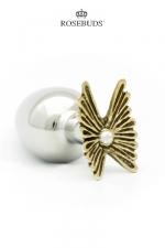 Rosebud Butterfly - Butterfly, un papillon � l'�clat discret pour butiner votre fleur intime.