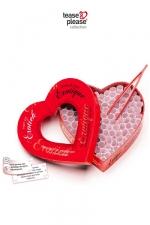 Corps � coeur �rotique - 100 d�fis pour vivre un amour passionn� � l'�tat pur!