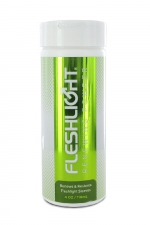Poudre r�g�n�rante Fleshlight - FleshLight renewing powder pour entretenir et r�nover votre masturbateur favori.