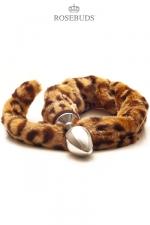 Rosebud Leopard - Un rosebud pour r�v�lez le fauve qui sommeille en vous.