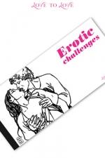 Carnet Erotic Challenges - 20 Challenges  � partager pour des moments tr�s �rotiques.