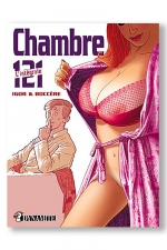 Chambre 121 - l'int�grale - Les confessions Hot d'un r�ceptionniste z�l� dans un hotel tr�s particulier.