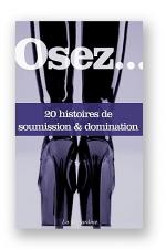 Osez 20 histoires de soumission et domination - 20 histoires de sadomasochisme et de relations perverses pour mettre un coup de fouet � vos fantasmes.