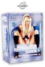 Poup�e Jenna Jameson Extreme Doll : Si vous �tes fan de la pornostar Jenna Jameson, sa poup�e docile et hyper r�aliste n'attend que vous.