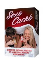 Chasse au tr�sor Sexy - Un jeu sexy sp�cial couples pour pimenter votre quotidien.