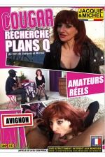 Cougar recherche plans Q - DVD sp�cial amatrices avec Avril, une cougar d'Avignon qui aime initier les jeunes au sexe.