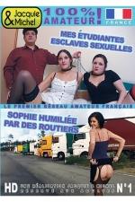 DVD Jacquie et Michel n 01 - 2 films 100% sexe amateur: Mes �tudiantes esclaves sexuelles + sophie humili�e par des routiers