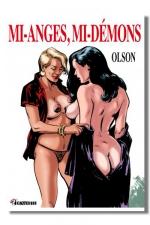 Mi-Anges mi-D�mons : Deux femmes laissent libre court � leurs fantasmes les plus d�brid�s.