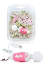 Stimulateur Fairy Baby - Utilisable comme 1 porte cl�, c'est le plus petit des stimulateurs Fairy, tout en restant ultra puissant!