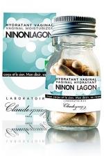 Hydratant vaginal Ninon Lagon (28 g�lules) - Une meilleure lubrification vaginale, une p�n�tration facilit�e et un plaisir bien plus intense.