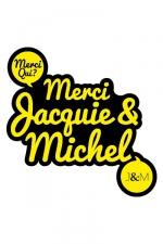 Autocollant J&M 10 x 10 cm - Le sticker de Jacquie & Michel � coller o� vous voulez.