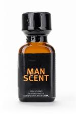 Poppers Man Scent 24 ml - Incontournable, par la soci�t� ManScent, Ce poppers produit tout simplement ce que vous attendez de lui!