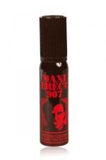 Maxi Erect 907 : Spray � action imm�diate pour soutenir l'�rection masculine pendant les rapports sexuels.