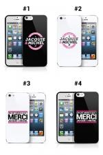 Coque iPhone 5/5s - Jacquie et Michel - Calinez votre iPhone 5/5s avec une coque de protection Jacquie et Michel.