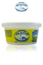 Lubrifiant Boy butter 4 oz - Mieux que le petit chaperon rouge, le petit pot de cr�me Boy Butter original, le lubrifiant extr�me � base d'huile.