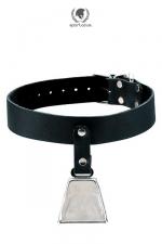 Collier Bell Collar - Spartacus - Un collier muni d'une clochette pour surveiller les mouvements de votre animal pr�f�r�.