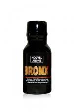 Poppers Bronx 13 ml - Ar�me Bronx, un des poppers les plus connus et les plus anciens d'Europe, � base de propyl.