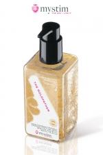 The Goldfather - fluide conducteur Mystim - Le gel conducteur / lubrifiant indispensable pour vos jeux d'�lectro stimulation.